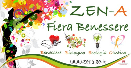 ZEN-A Wellness Messe Genua 5-6-7 Februar