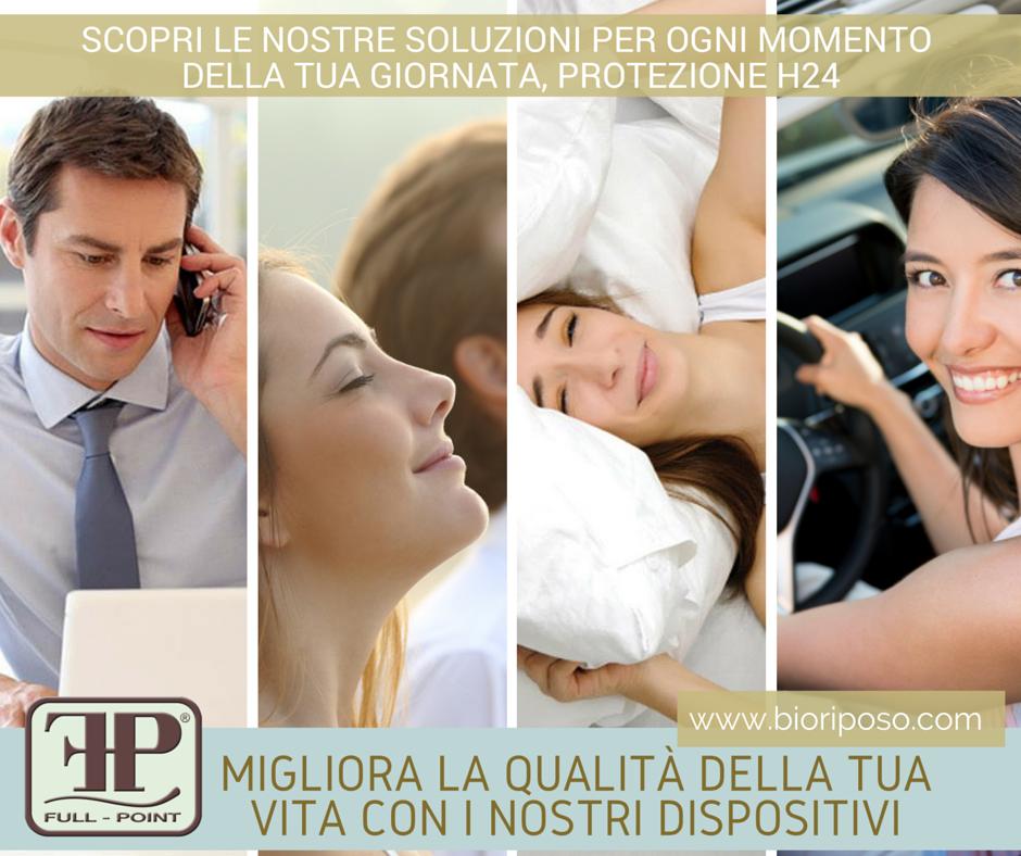 post bioriposo- qualità del sonno