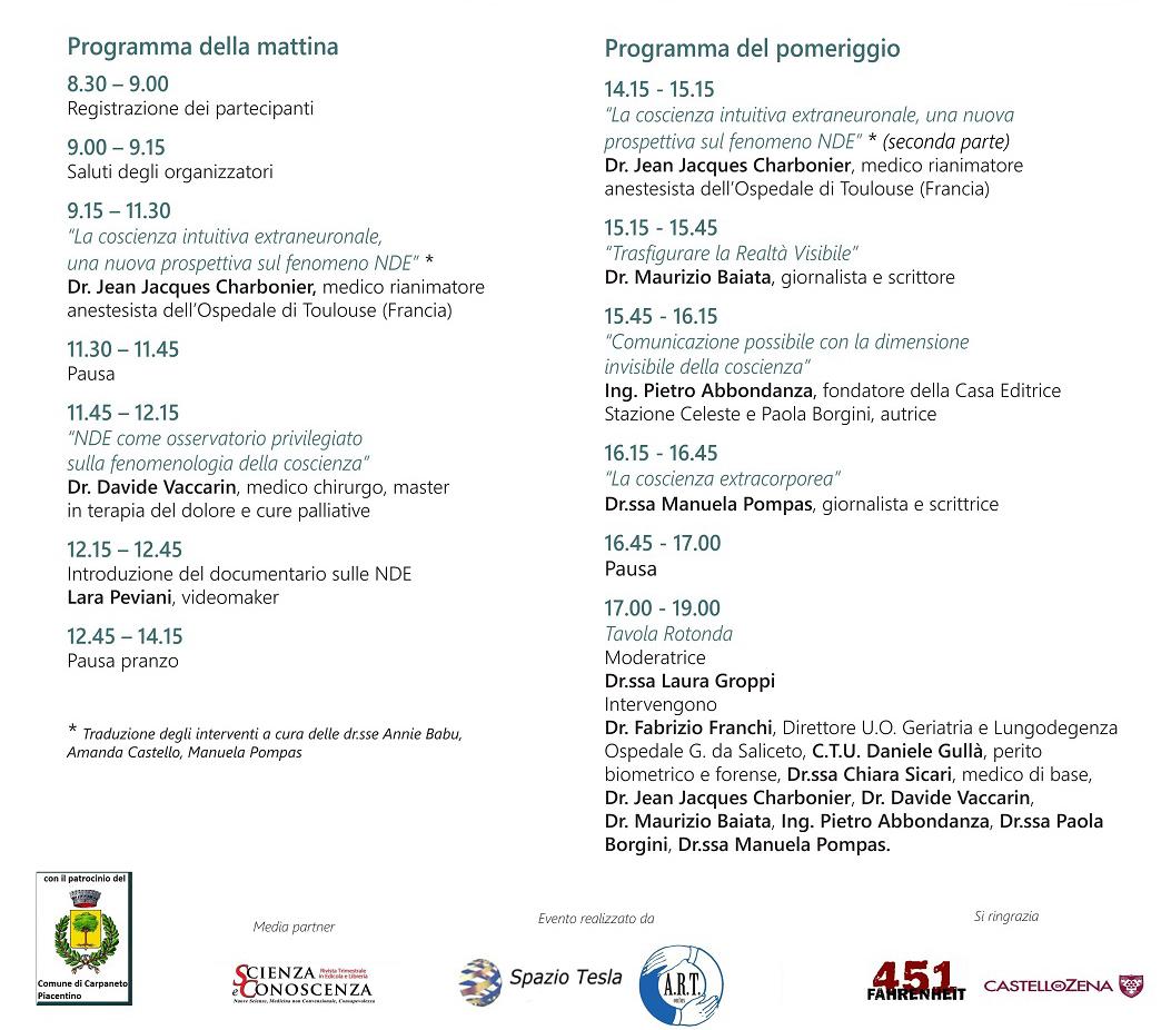 Programma III congresso NDE/EMP